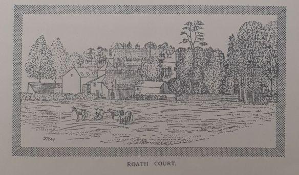 Volume 1 Number 2 Roath Court Sketch