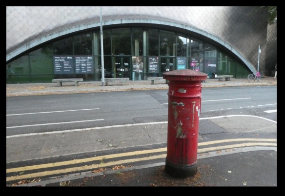 Cardiff Victorian Post Boxes 10