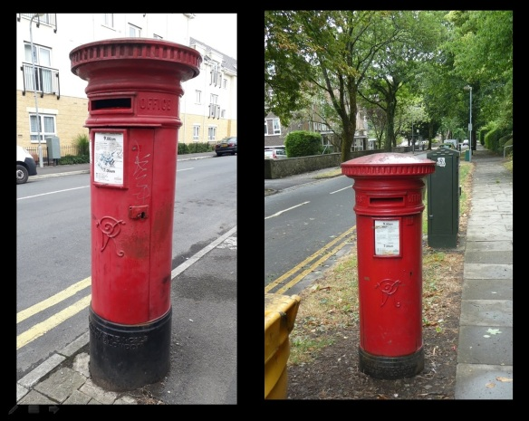 Cardiff Victorian Post Boxes 5