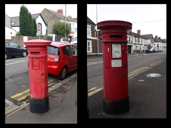 Cardiff Victorian Post Boxes 6