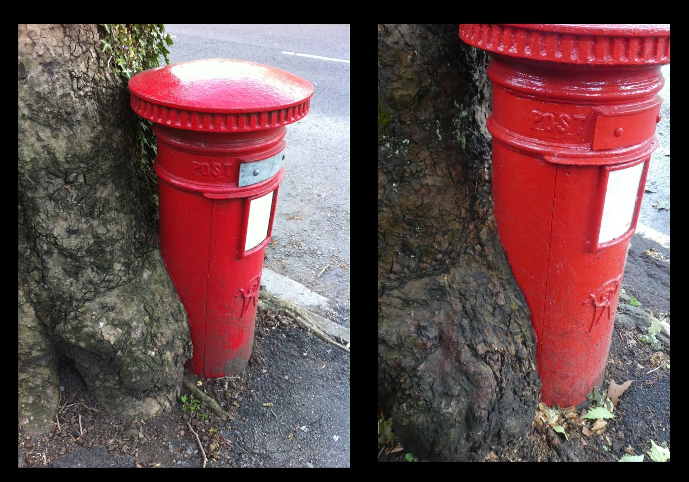 Cardiff Victorian Post Boxes 8