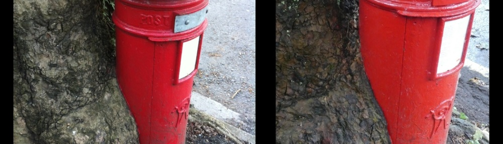 Victorian Pillar Box, Ninian Road, Roath, Cardiff