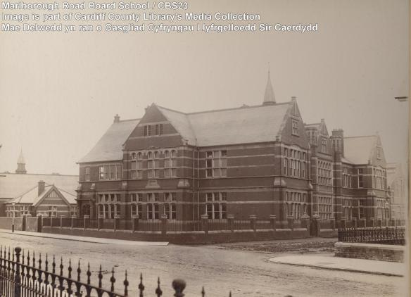 CBS23 Marlbourough Road board school