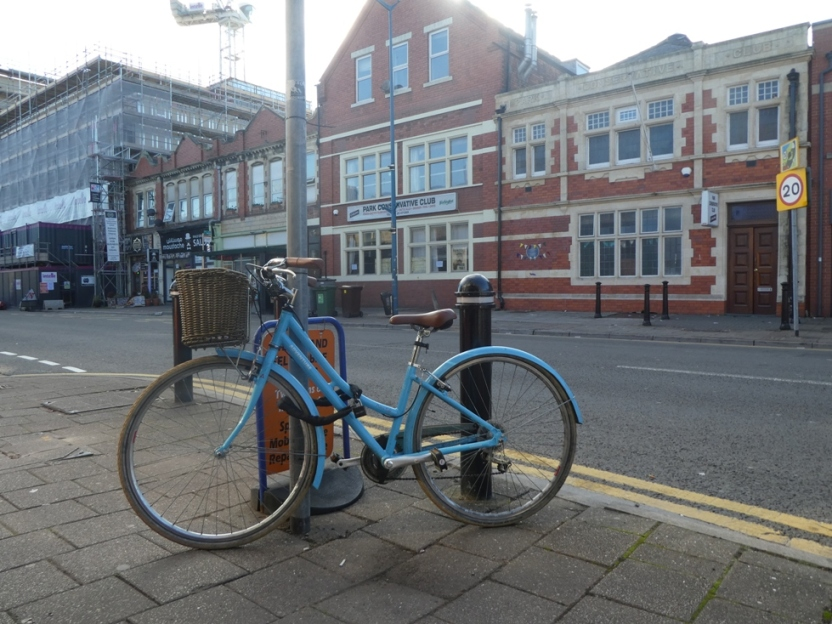 City ROad Bicycle 2018
