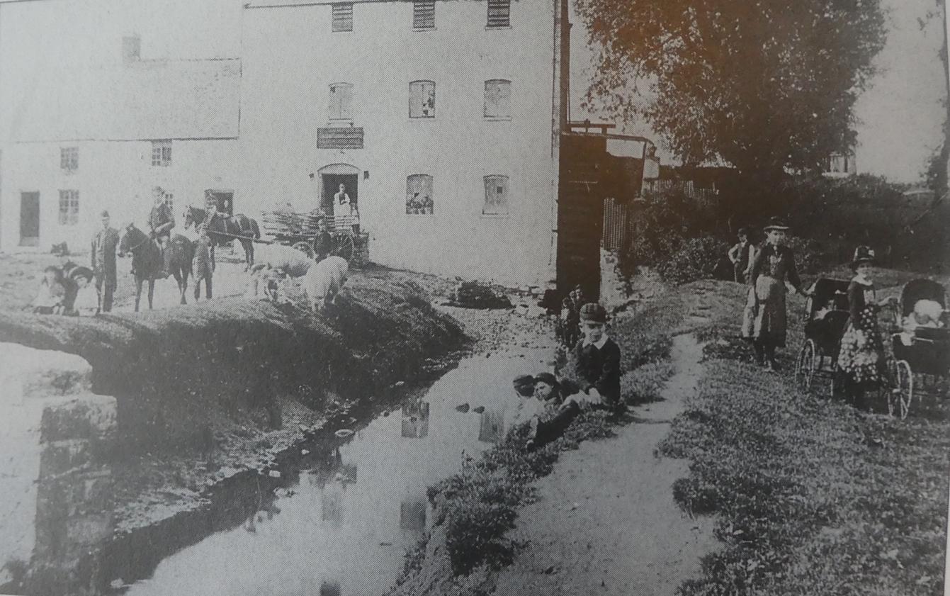 Roath Mill c 1890