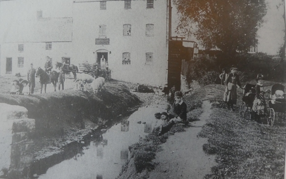 Roath Mill c 1890