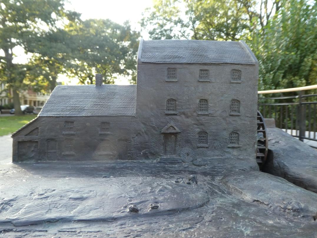 Roath Mill Sculpture