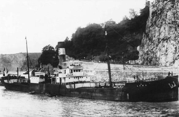 SS Lena 1904