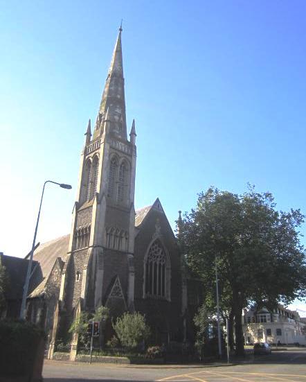 St Andrew's Church Cardiff 2018