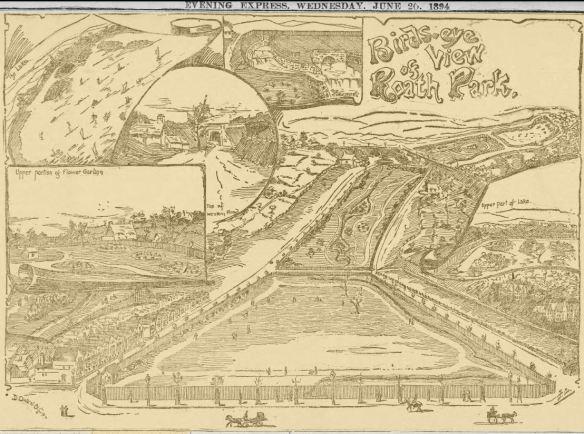 Roath Park 1894