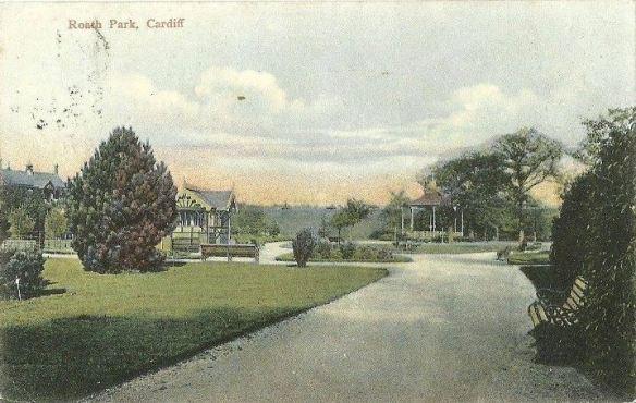 Roath Park garrdens