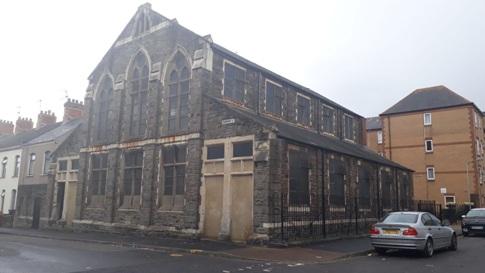 Splott Road Baptist Church