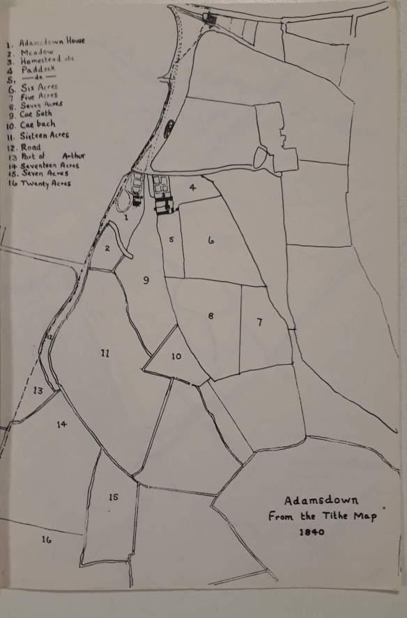Vol 1 No 3 Adamsdown Map 3