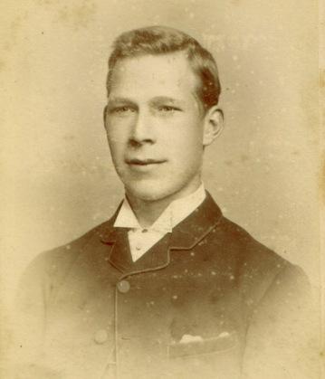 William Pettigrew - 1891