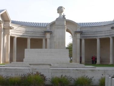 Arras Memorial 1