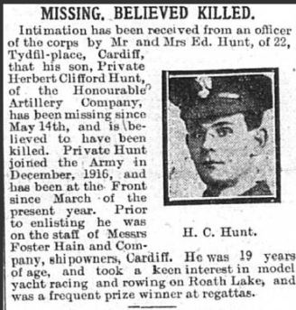 H C Hunt