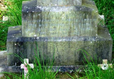 William Laverick Grave Inscription