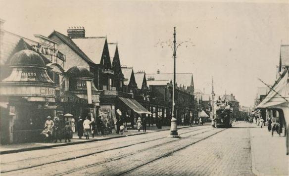 Gaiety Cinema, City Road, Roath, Cardiff