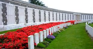 tyne cot memorial walls