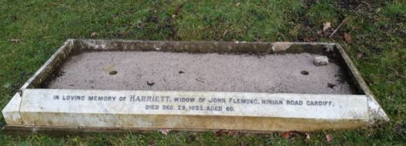 harriett fleming grave