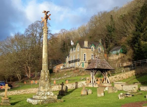 wye velley youth hostel, welsh bicknor 2