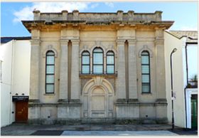 Cardiff masonic hall