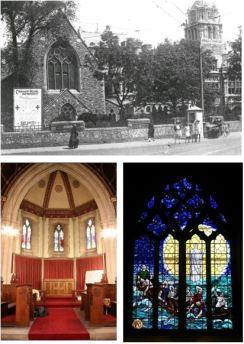 Cardiff Royal Infirmary chapel