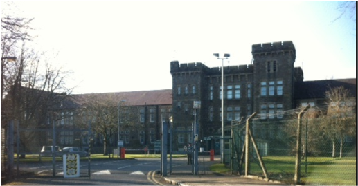 Maindy Barracks