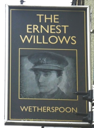 The Ernest Willows City Road Cardiff