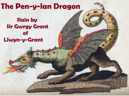 Pen-y-lan Dragon small