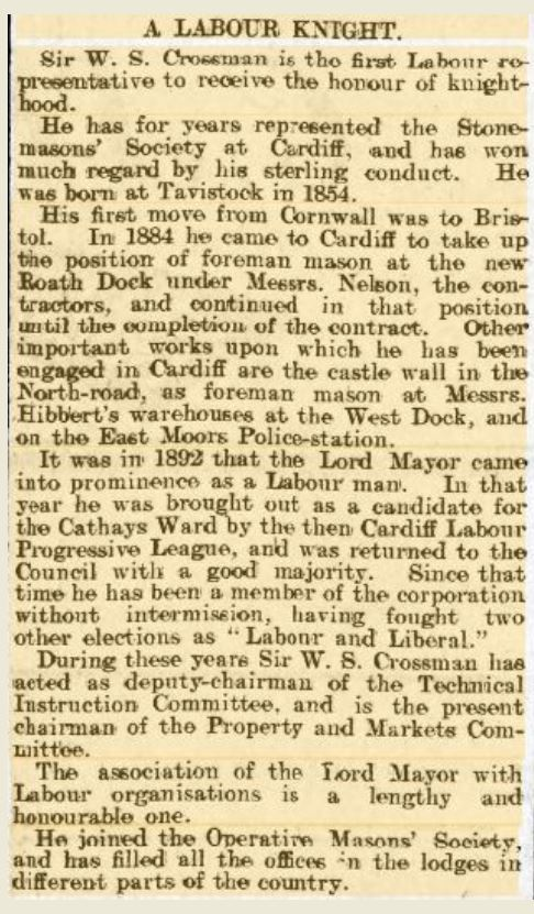 Pg 6 Glamorgan Gazette 19 July 1907
