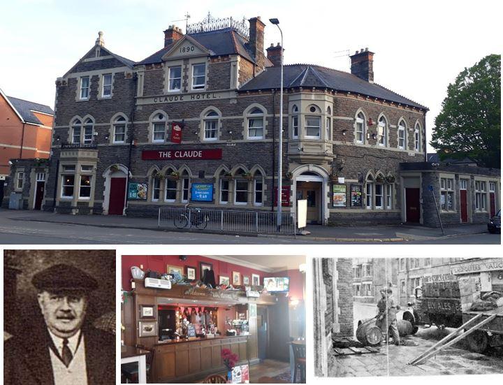 Claude Hotel, Albany Road, Roath, Cardiff