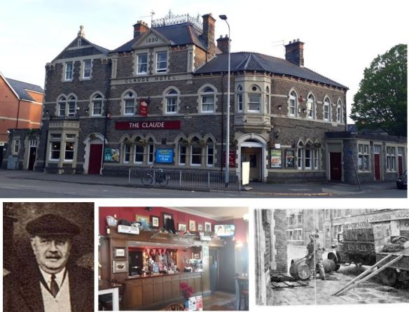 The Claude, Albany Road, Roath, Cardiff