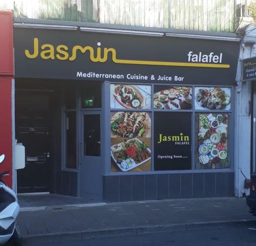 Jasmin Falafel, Wellfield Road, Cardiff