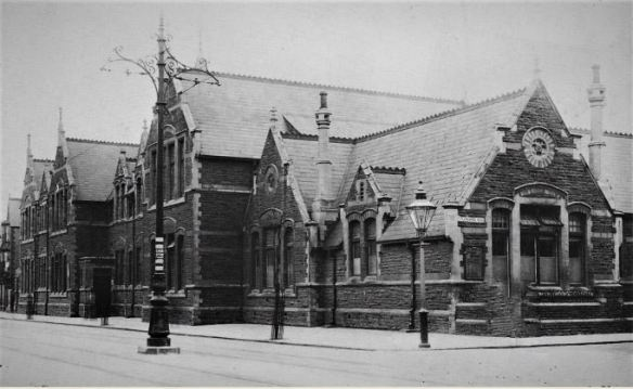 Albany Road school