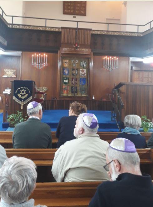 Cardiff Reform Synagogue trip