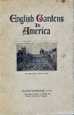 English Gardens in America