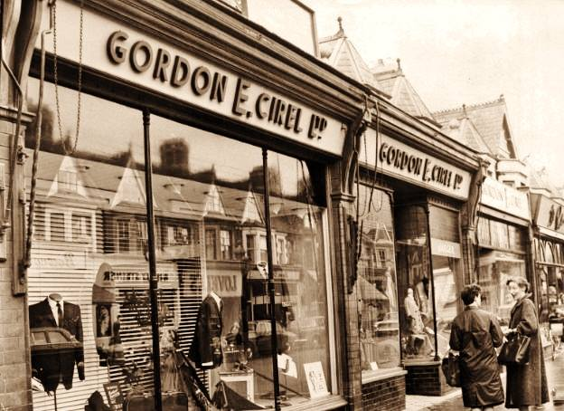 Gordon Cirel Wellfield Road Roath Cardiff