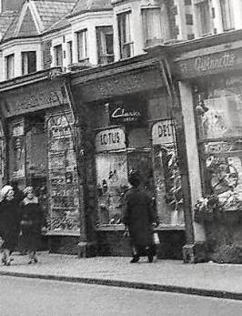 Tilley Shoe Shop, Wellfield Road, Cardiff