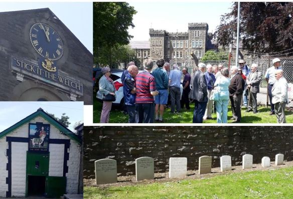 Maindy Barracks Visit June 2019