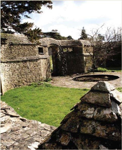 Twyn-yr-Hydd gardens