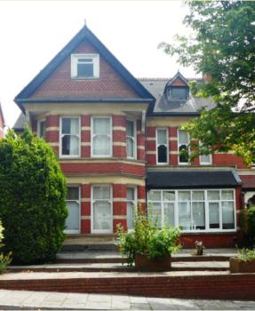 Home of Maurice Turnbull at 110 Penylan Road, Cardiff