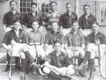Downend School hockey team