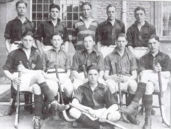 Downend School hockey team
