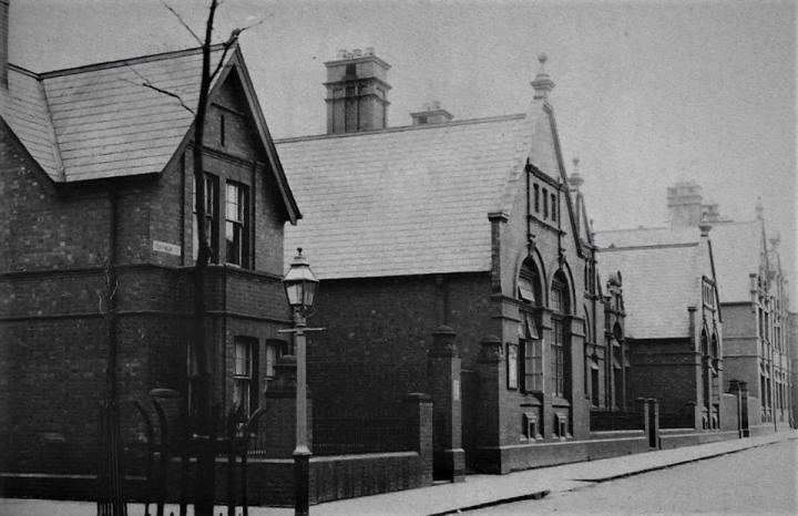 Roath Park Primary School 1903
