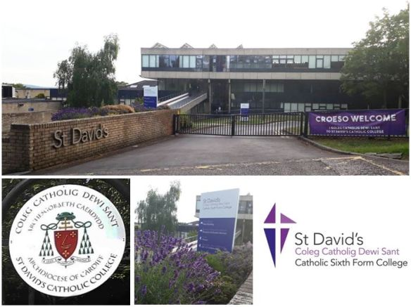 St David's College Ty Gwyn Road