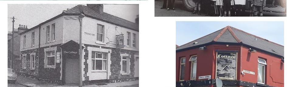 Cottage, Sanquhar Street, Splott, Cardiff