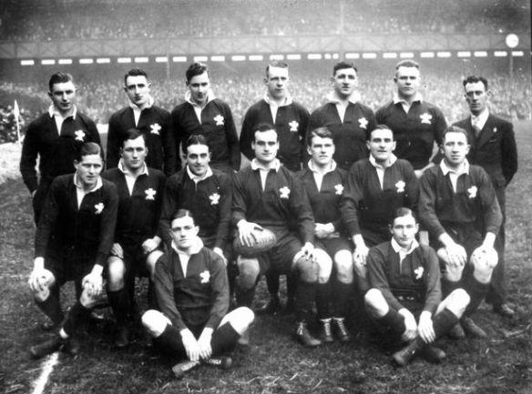 Wales-v-England-1933