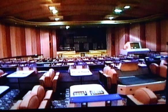 Splott Bingo Hall interior, Cardiff