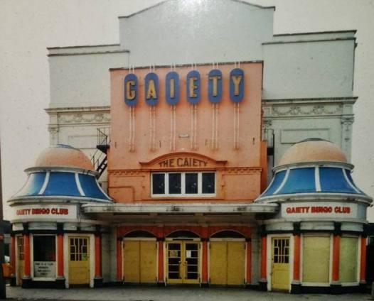 Gaiety Bingo, City Road, Roath, Cardiff
